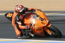 Philippe Donischal, KTM
