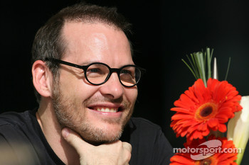 Jacques Villeneuve, former Formula One World Champion