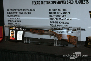 The $65,000 Beretta Shotgun Pole Trophy