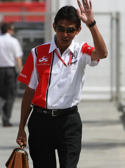 Aguri Suzuki, Super Aguri F1