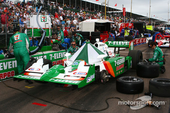 Car of Tony Kanaan