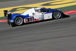 #10 Charouz Racing System Lola Aston Martin: Stefan Mücke, Jan Charouz