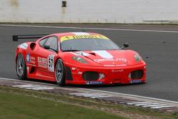 #57 Kessel Racing Ferrari F430: Henri Moser, Fabrizio del Monte