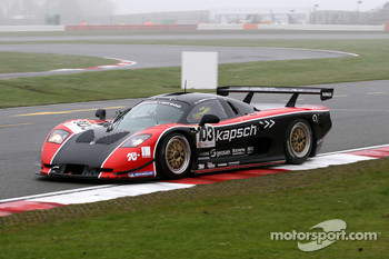 #103 Go To One Mosler MT900: Ales Jirasek, Adam Lacko