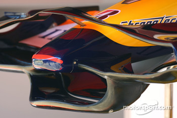 Renault F1 Team, R28, Nose