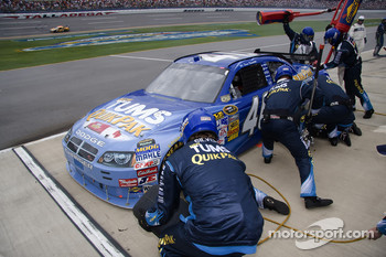 Pit stop for David Stremme