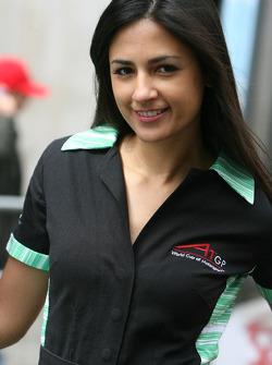 A1 GP grid girls