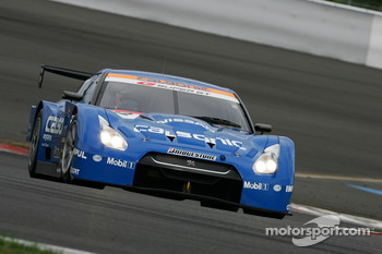 #12 Calsonic Impul GT-R: Tsugio Matsuda, Sbastien Philippe