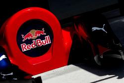 Scuderia Toro Rosso, STR02, headrest