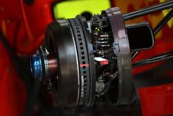 Scuderia Ferrari, F2008, Detail