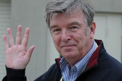 IMS track historian Donald Davidson
