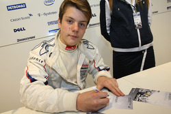 Adrien Tambay, Formula BMW Europe