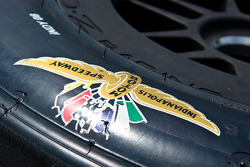 Indy 500 Firestone Tire