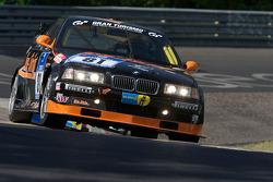 #81 Live-Strip.com Racing BMW Compact: Ulrich Neuser, Ronny Mai