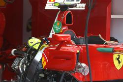Scuderia Ferrari, detail