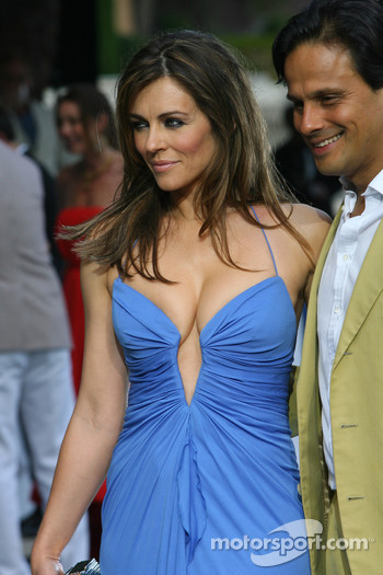 Liz Hurley Actress