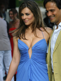 Liz Hurley Actress