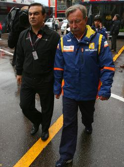 Carlos Ghosn Renault President