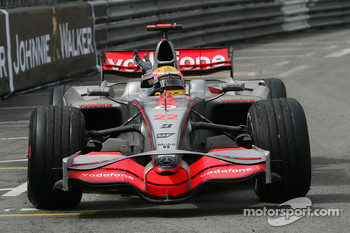 Winner, 1st, Lewis Hamilton, McLaren Mercedes, MP4-23