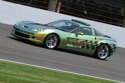 The special E85 Corvette