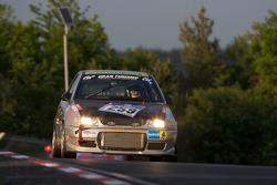 #259 DSK e.V. Seat Ibiza GT-TDI: Michael Gerz, Patrick Rückert, Johannes Trimborn