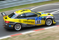#38 Sartorius Team Black Falcon BMW M3 E92: Dillon Koster;Jean-Paul Breslin
