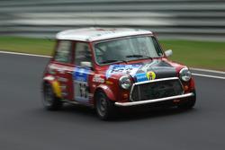 #163 Rover Mini Cooper: Walter Kaufmann;Gregor Nick;Hans Söderholm