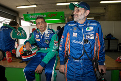 Jean-Christophe Boullion and Henri Pescarolo