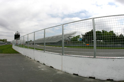 Track modifications after the accident of Robert Kubica, BMW Sauber F1 Team