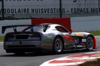 #22 Belgium Racing Dodge Viper Competition Coupe: Patric Derdaele, Laurent Van Moerkerke