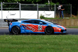 #5 JD by Astromega Lamborghini Gallardo: Joost Vollebergh, Kurt Thiers