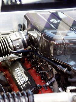 Ferrari Enzo engine