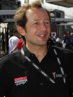 Cristiano da Matta was here with the GAINSCO Bob Stallings Racing team