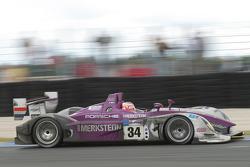 范梅尔克斯特恩车队34号保时捷RS Spyder:约斯·维斯塔潘、皮特·范梅尔克斯特恩、约隆·布里克莫伦
