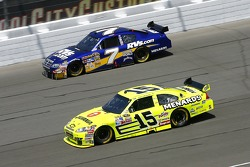 Paul Menard and Robby Gordon