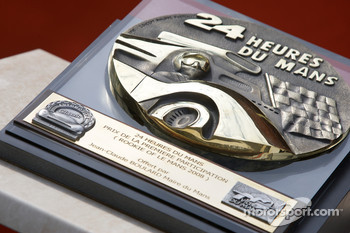 Rookie of Le Mans 2008 Award