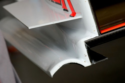 Force India F1 Team, VJM-01, Front wing