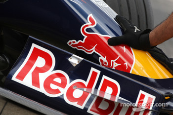 Mark Webber, Red Bull Racing nose