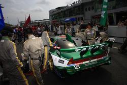 Dome Racing Team Takata Dome NSX machine