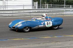 #51 Lotus Xi 1958: Franck Trouillard