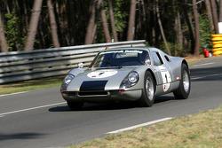 #1 Porsche 904 1964: Yves Junne