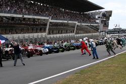 Le Mans Type Start