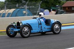 #41 Bugatti 35 B 1927: Margaret Diffey, Barry Cannell