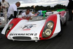 #73 Porsche 908/2 1968: Antoine v