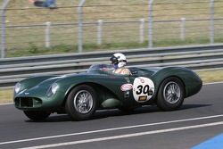 #30 Aston Martin Db3 S 1955: Martin Mc Glone, Christopher Clegg