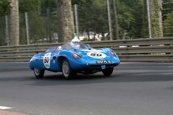 #50 Db Hbr Barquette 1957: Honoré Durand, Alain Gawski