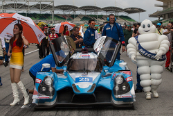 #25 Algarve Pro Racing Ligier JSP2: Michael Munemann, Dean Koutsoumidis, James Winslow