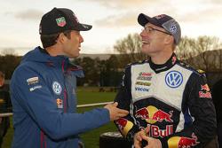 Sébastien Ogier, Volkswagen Motorsport with Jari-Matti Latvala, Volkswagen Motorsport