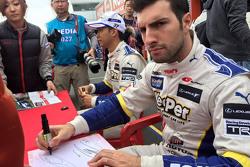Andrea Caldarelli, Lexus Team KeePer Tom's