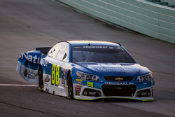 Dale Earnhardt Jr., Hendrick Motorsports Chevrolet crashes